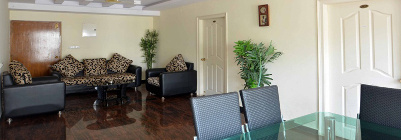 Service Apartments in Lawson Bay, Visakhapatnam