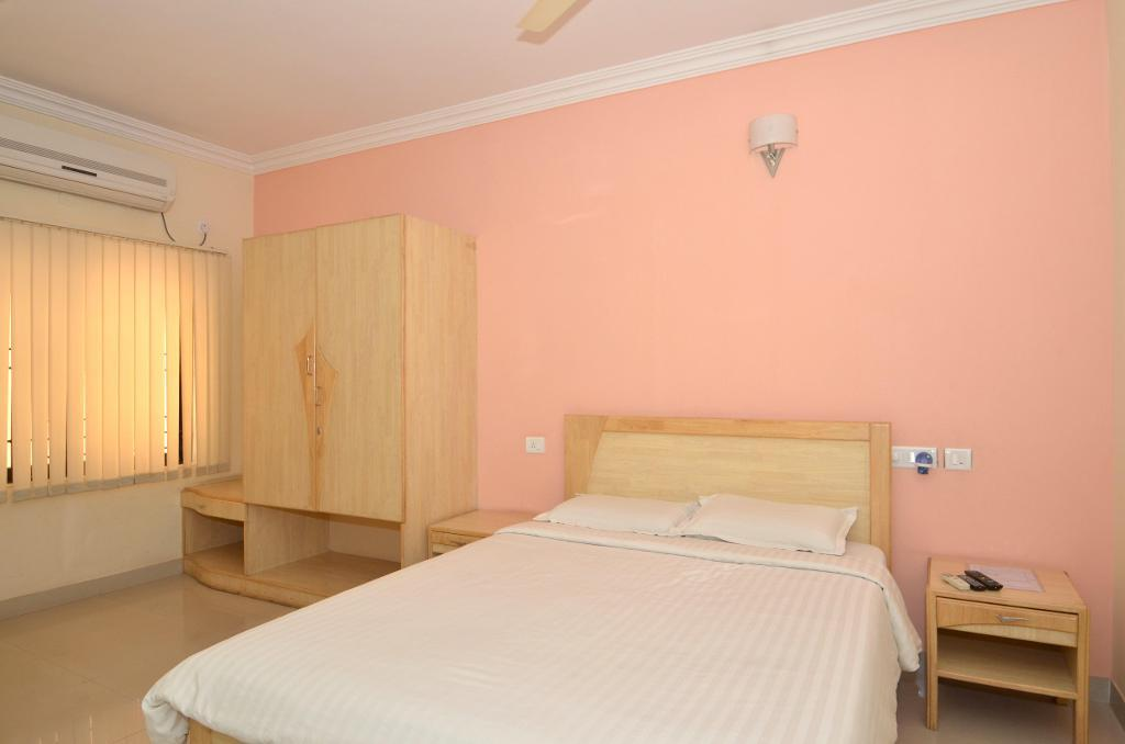 Master Bed Room | Service Apartments in Bangalore