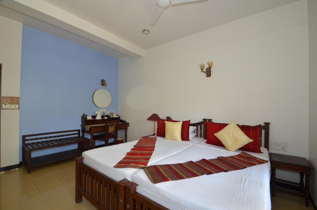 Bed Room | serviced apartments in Richmond Road, Bangalore