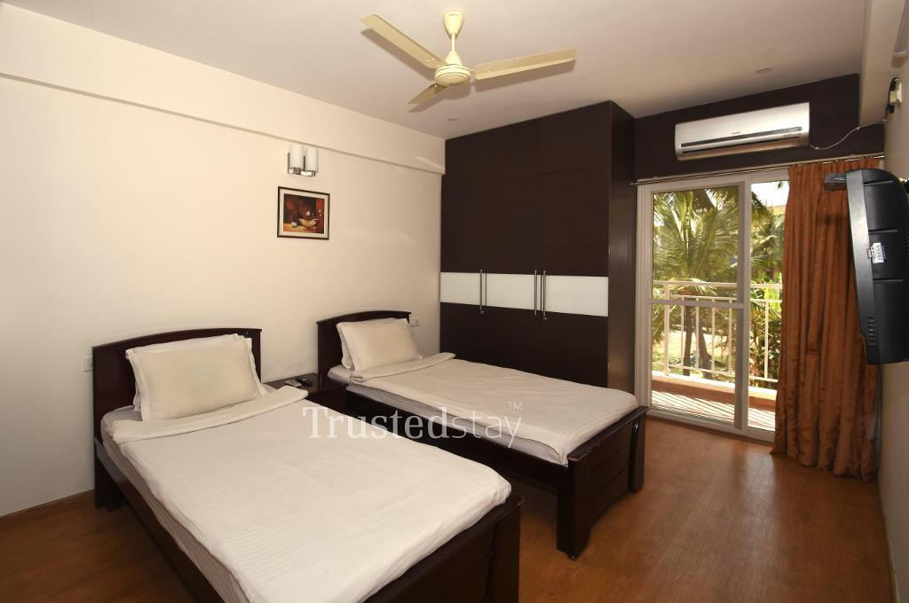 Dining area | Service Apartments in Whitefield, Bangalore