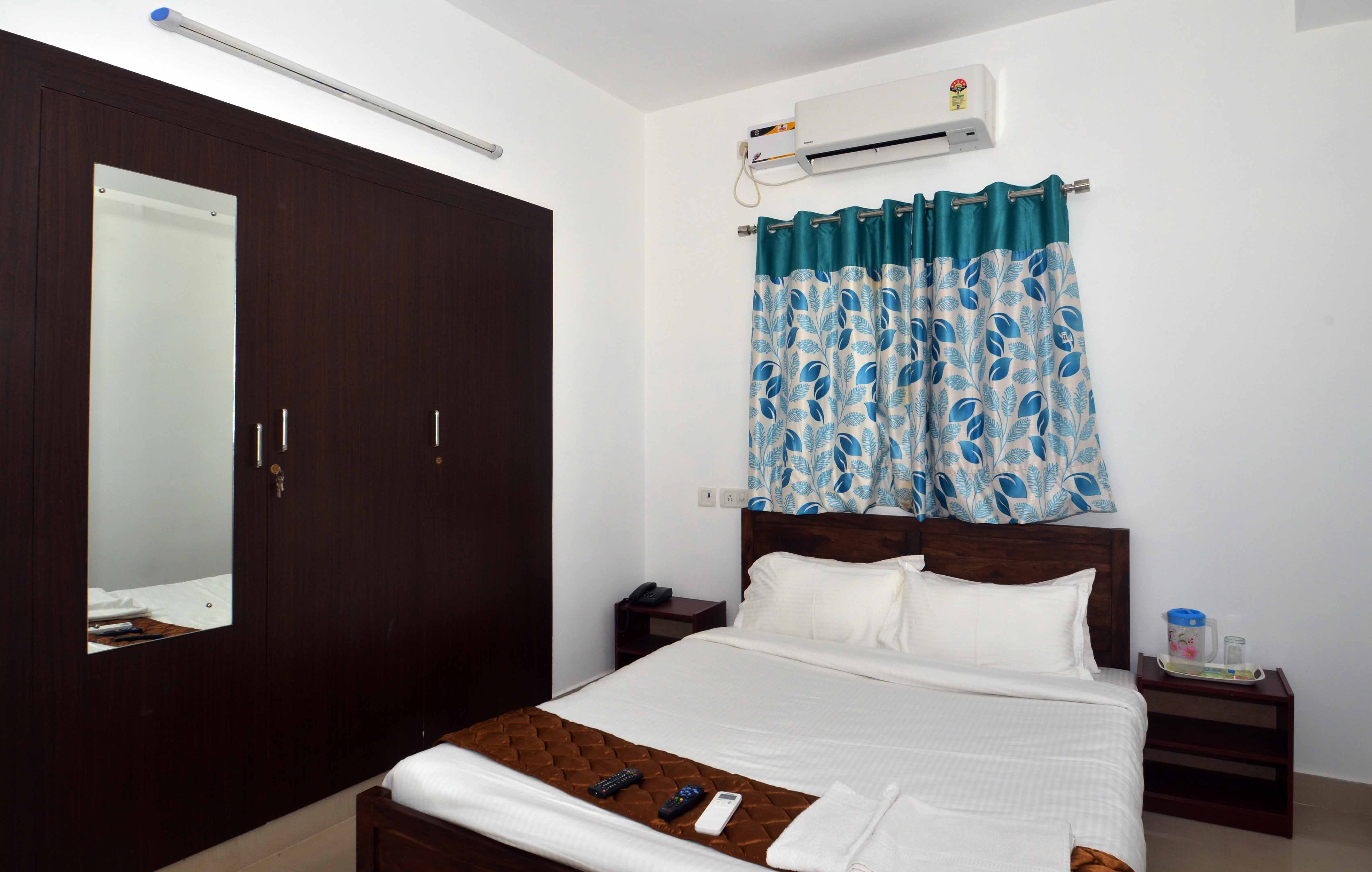 Alcove Serviced Apartments in Ramapuram, Chennai ...
