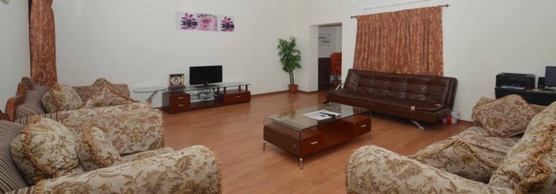Service Apartments in Race Course, Coimbatore