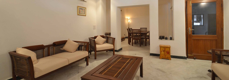 Service Apartments in East Patel Nagar, Delhi