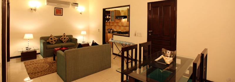 Service Apartments in Gurgaon, Delhi
