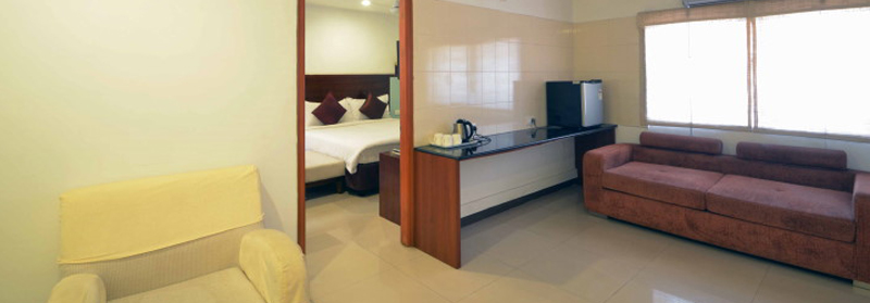 Service Apartments in Jubilee Hills, Hyderabad