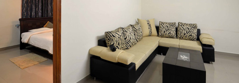Service Apartments in Madhapur, Hyderabad
