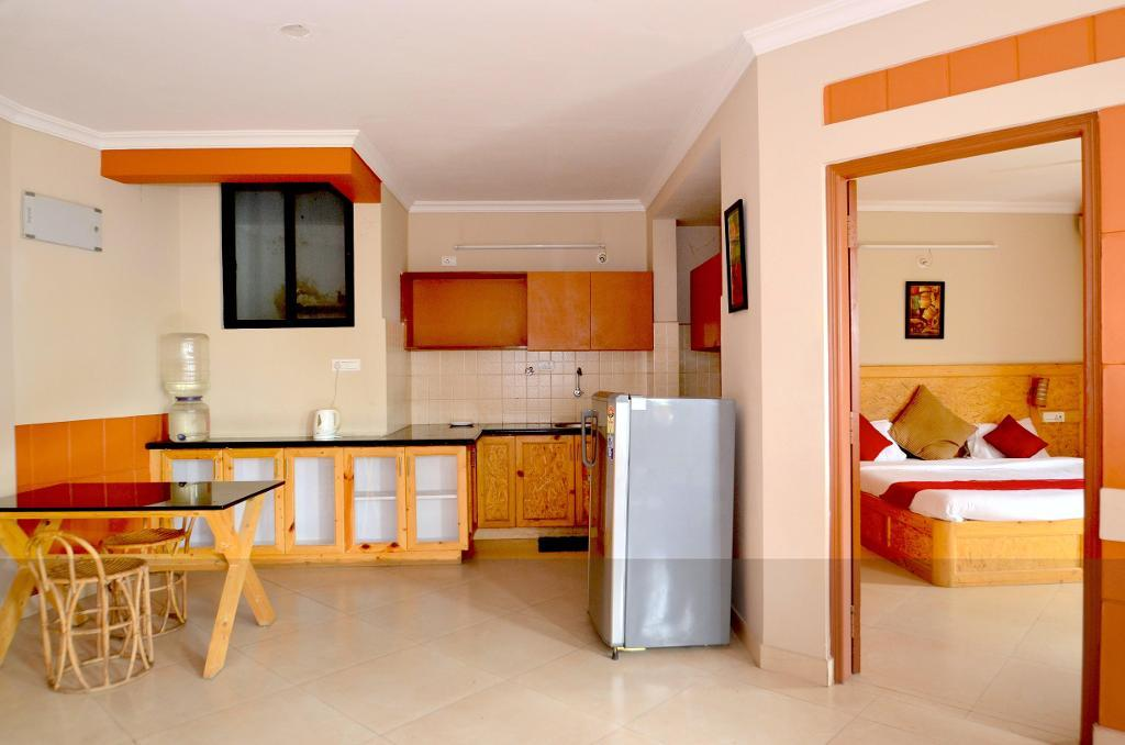 Dining Area | Service apartments  in Bangalore