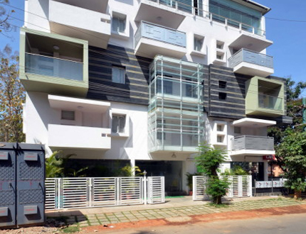 Alcove Serviced Apartments in BTM Layout, Bangalore | Book now