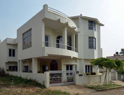 Book Alcove Service Apartments in Bangalore | Exterior view