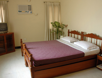 Koramangala Villa Bedroom