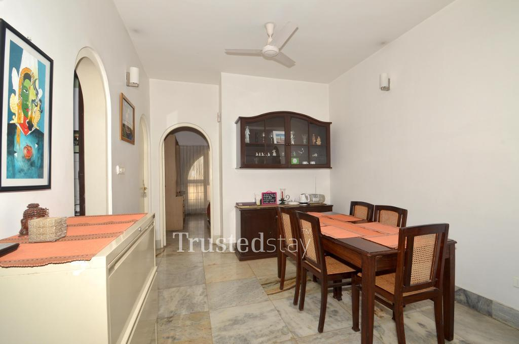 Alcove Service Apartments in Bangalore | Dining Room