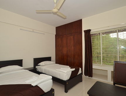 Hoyshala Kakkanad Bedroom