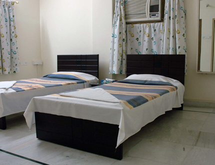 Banjara Hills Valley View Bedroom