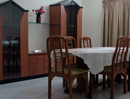 Exterior view | Fully Furnished Service Apartments in Banjara Hills, Hyderabad