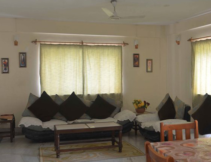 Ballygunge No.5 Living Area