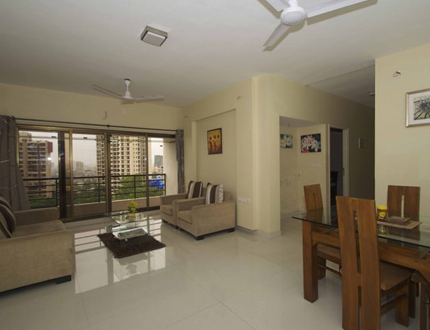 Goregaon East Living Area