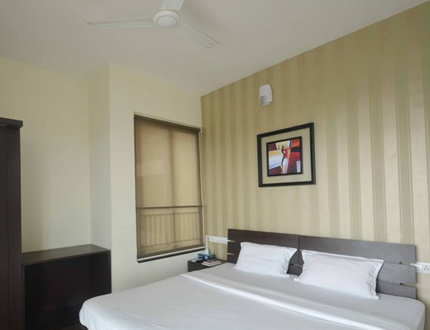 Thane Rustomjee Athena Bedroom
